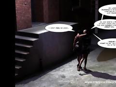 2d comic: vox populi. clip 5