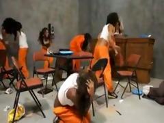 black lesbo prison