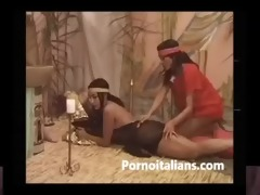italian porn massage