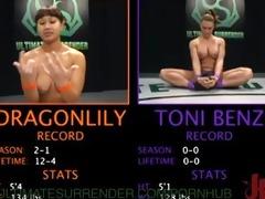 dragonlily vs. toni benz