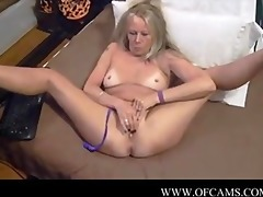 older golden-haired bukkake-now lesbianchunker