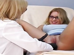 her st aged woman 4 - scene 4