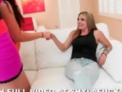 shyla and londons lesbo rencounter with lexi