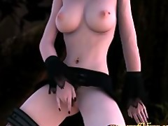 erotic elf porn animation double feature
