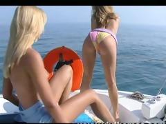 lesbo boat ride
