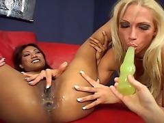 naughty lesbos bizarre snatch pla