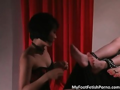 hawt sexy brunette hair doxy have great fetish