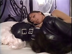 latex slavery maid