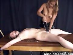 bizarre lesbo servitude part3