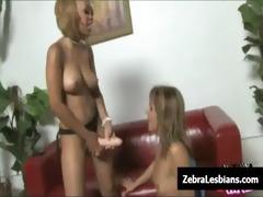 zebra angels - swarthy lesbian chicks fuck