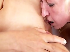 dirty old lesbian babes - scene 9