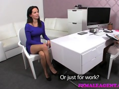 femaleagent receive fine and juicy for me