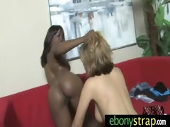 interracial lesbian babes licking and fucking 70