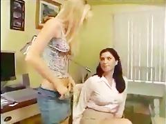 teacher strips and spanks student