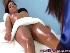 lesbo massage comes with oral stimulation