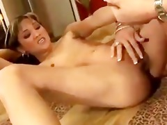 youthful gal is tempted by an aged woman