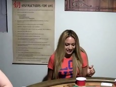 juvenile cuties fuck on poker night