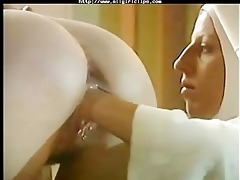 fisting nuns lesbo angel on girl lesbos