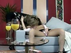 cougar eats ally grrrrr!