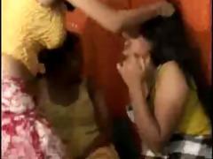 desi, indian, twosome to lesbo some