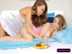 irresistible lewd sweethearts in a wicked lesbo
