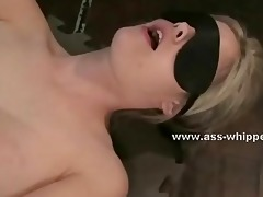 perverted playgirl spanked and tormented