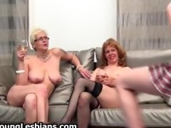 sexually excited aged wifes having part2