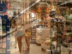 lesbian babes masturbates in public by b31