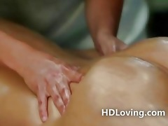 gorgeous lesbos high def massage and nice-looking