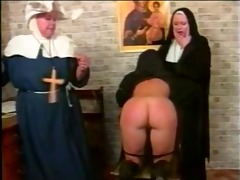 vicious lesbian nuns s&m style