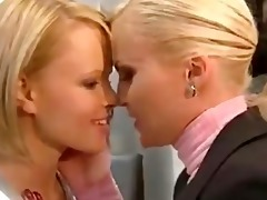 all lesbo giving a kiss compilation vol 8