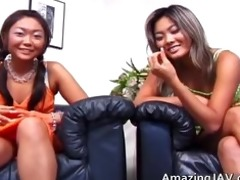 cute asian lesbo some movie scene part3