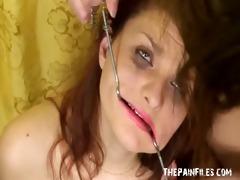 bizarre lesbo humiliation and naughty facial