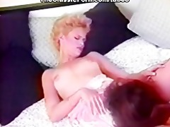 delicate pussy take up with the tongue from lesbo